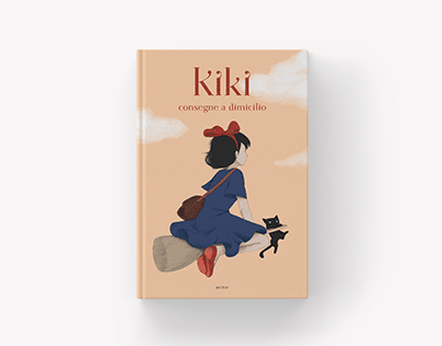 Kiki - Book Cover Design