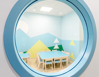 Kindergarten in Warsaw