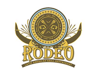 Illustratie voor Restaurant Rodeo 2015