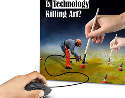 Is Technology Killing Art?