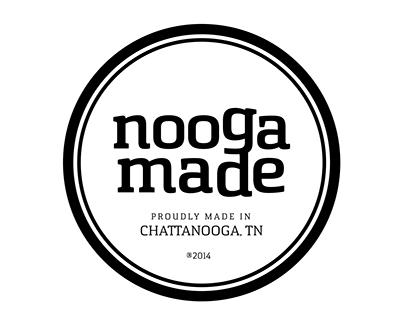 Logo Design : Nooga Made Organization