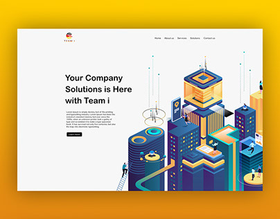 Team I Group - Website Design & Development