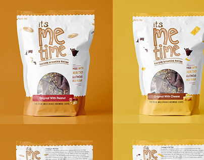 Snack Packaging - Its Me Time