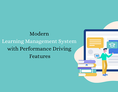 Modern LMS With Performance Driving Features