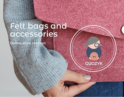 E-commerce. Bags and accessories