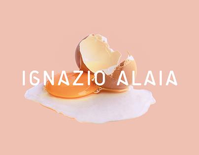 Ignazio Alaia • Rebranding
