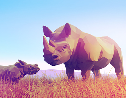 Low Poly - Animals