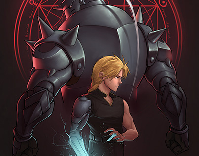 Elric Brothers (FMA)