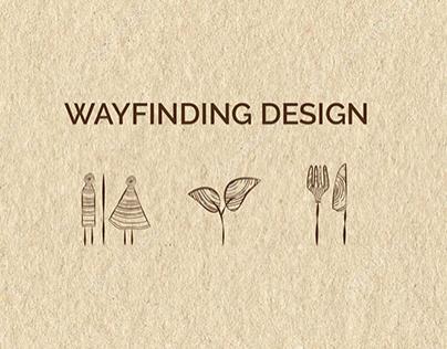 Empress Botanical Garden:Wayfinding (Classroom Project)