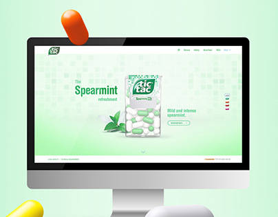 Tic Tac Global Website