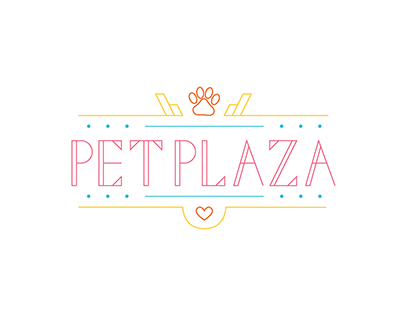 Pet Plaza   Logo Design Ideas