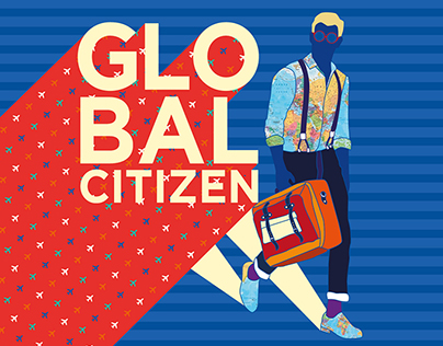 Barcode Magazine - The Global Citizen issue