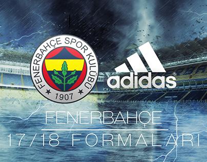 Fenerbahçe 17/18 Kit Design