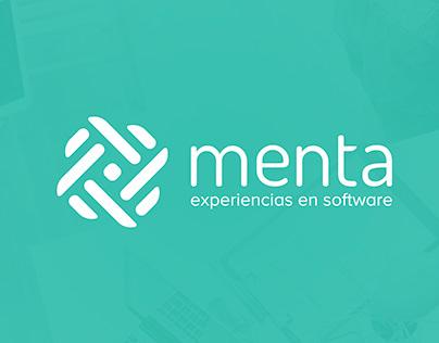 Menta - brand identity
