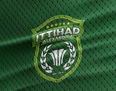Ittihad Alexandria SC Re-Branding