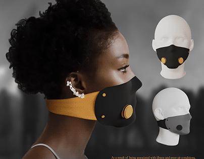 REBEL face mask