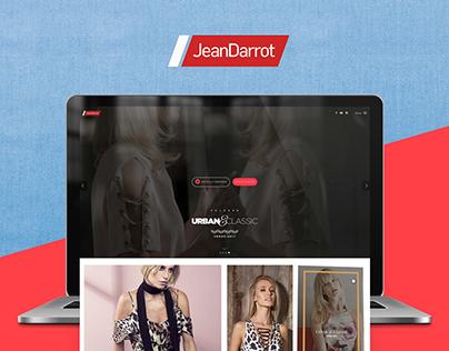 Website Jean Darrot