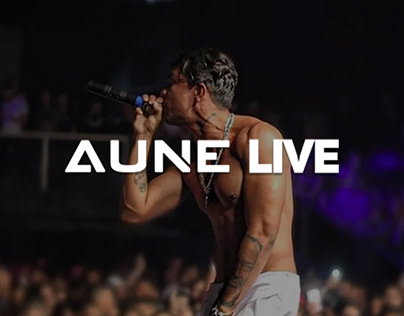 Mobile Site - Aune Live