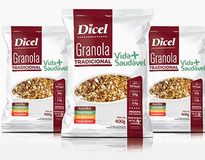 Granola Packaging (Dicel)