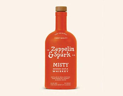 ZEPPELIN & SPARK - Packaging Design