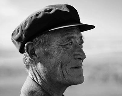 China - Qinghai Lake - personal series