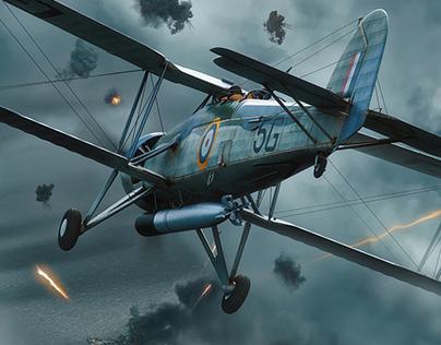 Swordfish attack - cover image