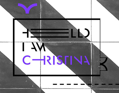 Branding for Christina Kourtidis - Interior Designer
