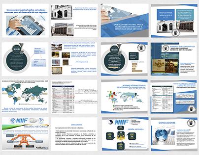 Diseño presentación tesis
