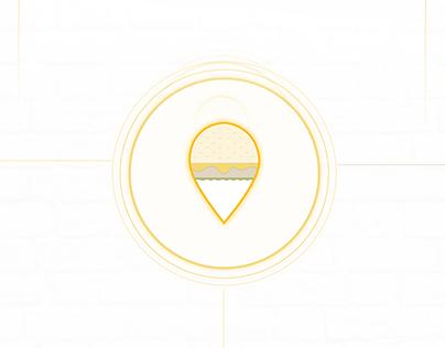 Streat - Street Food App Concept