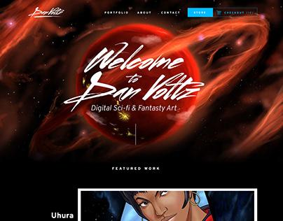 Dan Voltz Web Design