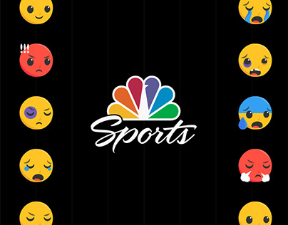 NBC Sports App Stickers