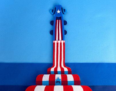 Election Theme – Washington Post Magazine