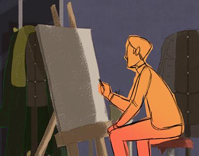 Animação | Serena