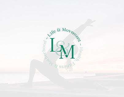 Life & Movement - Logo