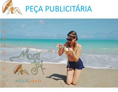 PUBLICIDADE E MARKETING DA MARCA MARÉ DE SAL.