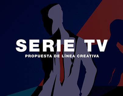 PROYECTO CREATIVO, serie televisiva.