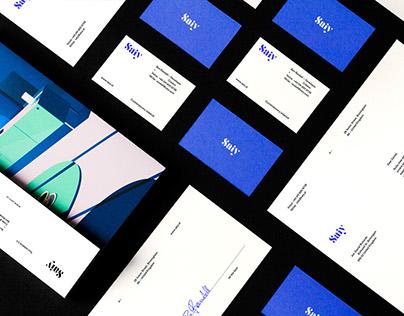 Saiy - Identity & Brand Book