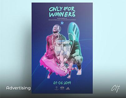 Adidas x Champions League - Final Madrid 2019