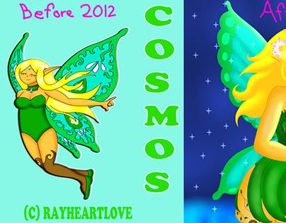 Cosmos Redrawn
