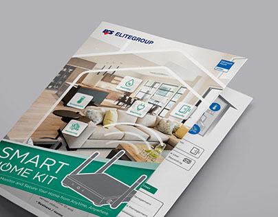 ECS Smart Home Kit Brochure
