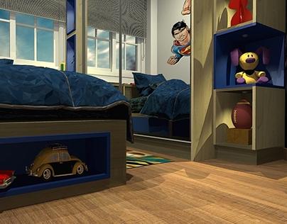 Dormitório Kids