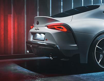 Toyota Supra | Full CGi