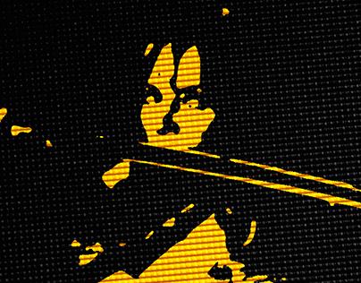KILL BILL CONCEPT ART // 2020