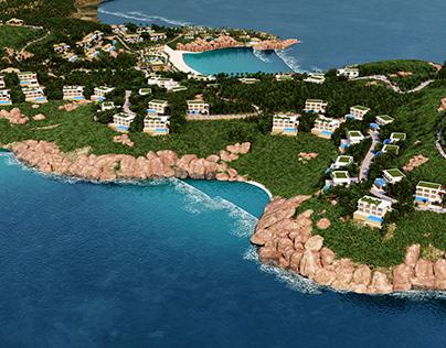 Coral Resorts - Work at UBIK Architects