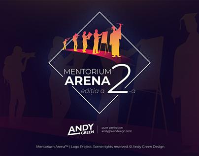 Mentorium Arena 2   Logo Project
