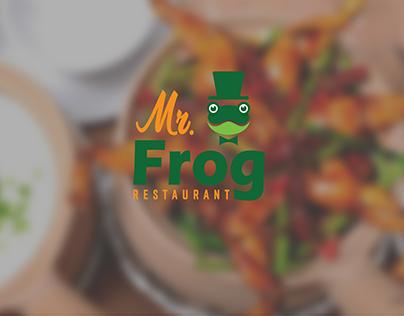 Mr. Frog Porridge
