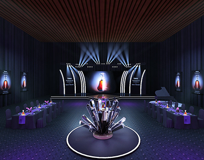 HENNESSY PARADIS IMPERIAL DINNER PARTY 2018