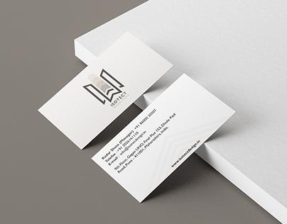 Isotect Design Studio : Identity Design