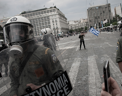 Athens in Crisis/2010-2012