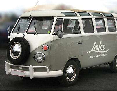 Lowla minivan revamp